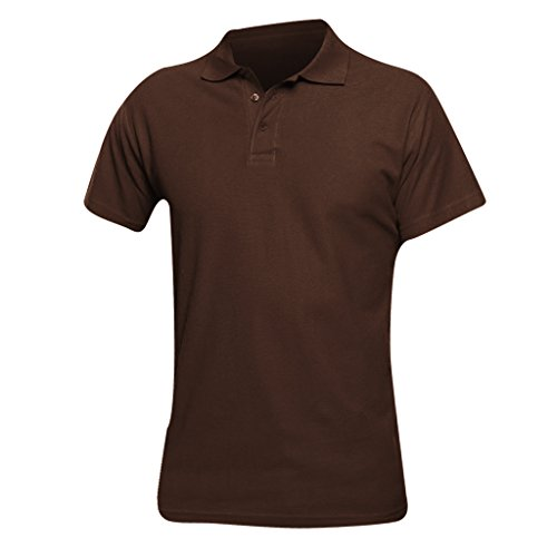 Homme Manches Chocolat Polo Ii Sols Spring Courtes À wzxYP11Hgq