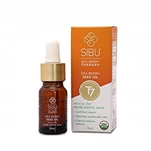Sibu Sea Berry Therapy Sea Berry Seed Oil 10 Milliliter