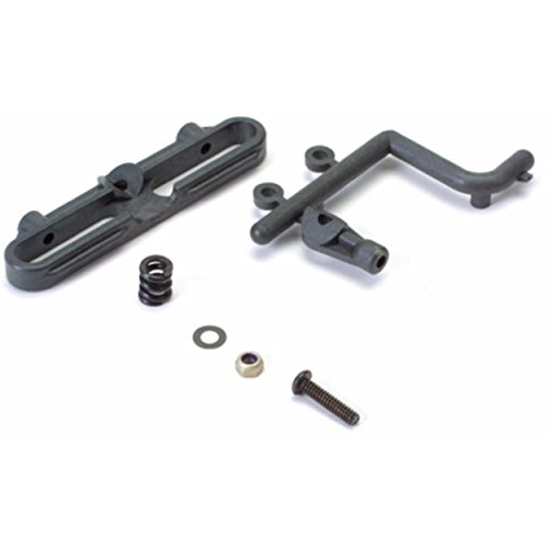 (Team Associated 3855 TC3 Steering Rack Set )