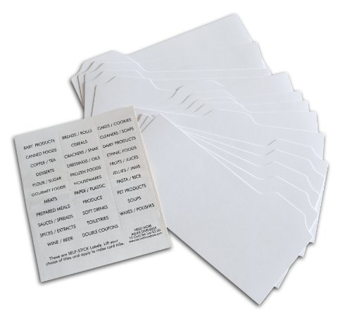 HannahDirect Coupon Divider Cards
