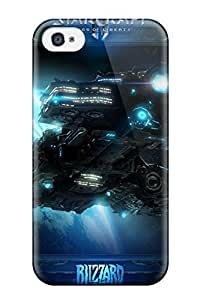 Ideal Valerie Lyn Miller Case Cover For Iphone 4/4s(starcraft), Protective Stylish Case