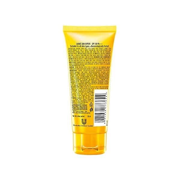 Lakme Sun Expert Tinted Sunscreen 50 SPF, 50 g