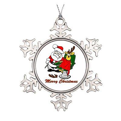 Chocol Christmas Hairdresser Air Force Christmas Ornaments Barber Christmas Ornament Tree