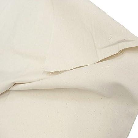 Segeltuch Rohware 160cm breit robust Nessel-Stoff aus Baumwolle Meterware Tolko