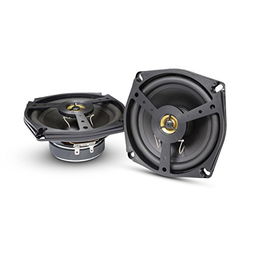 3 Way Chrome Speakers - Show Chrome Accessories 13-106 5 1/2