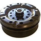 A//C AC COMPRESSOR CLUTCH KIT PULLEY COIL PLATE FOR JEEP CHEROKEE WRANGLER TJ 4.0
