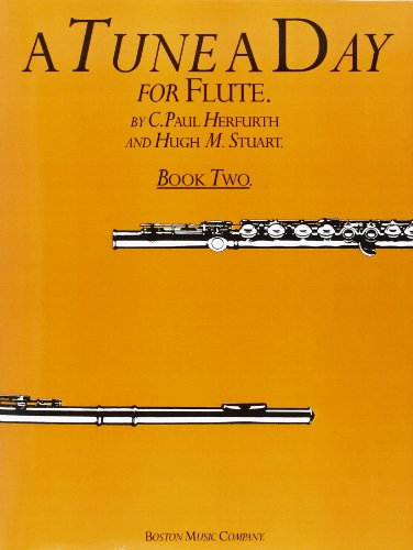A Tune A Day For Flute Book Two (Book 2) (Day Flute)