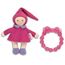 Corolle Grenadine Mini Miss and Baby Teether
