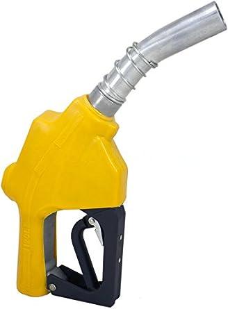 "ZL-11AP Yellow Stainless 3//4/"" 13//16/""Automatic Fueling Nozzle Gas Diesel Kerosene"