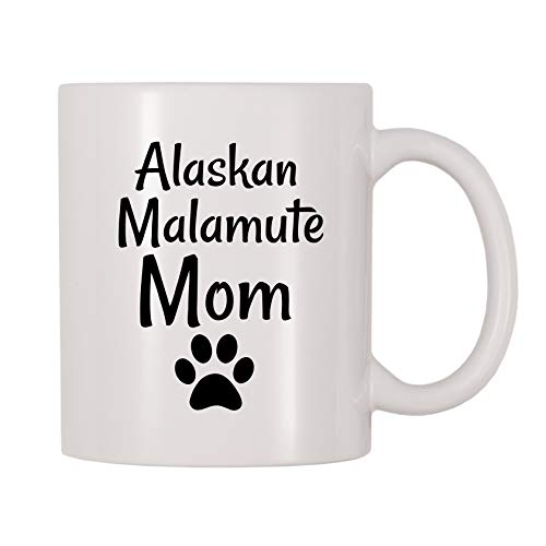 4 All Times Alaskan Malamute Mom Coffee Mug (11 oz)