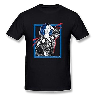 Katy Perry Men's T Shirts ,Black