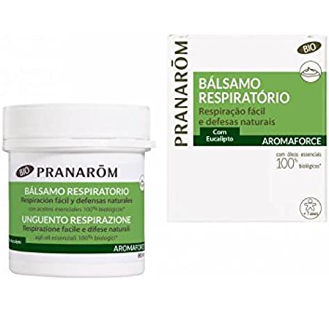 Aromaforce Bálsamo Respiratorio 80 ml de Pranarom: Amazon.es ...