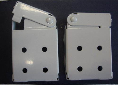 Box Mounting Brackets for 2