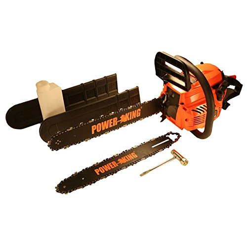 PowerKing 40 cc Chainsaw Combo Pack
