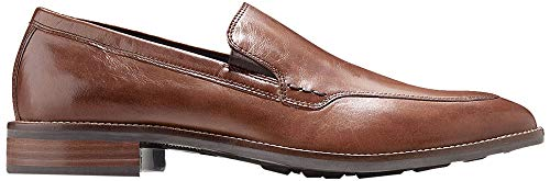 Cole Haan Men's Lenox Hill Venetian Slip-On Loafer,Dark Brow