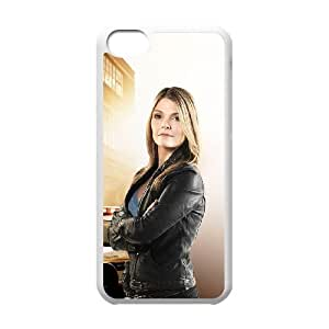 iPhone 5c Cell Phone Case White Law and order qkfb