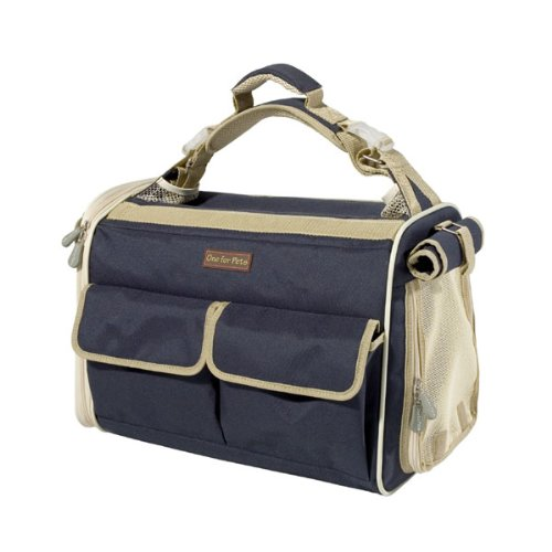 One for Pets The Kensington Bag, Navy