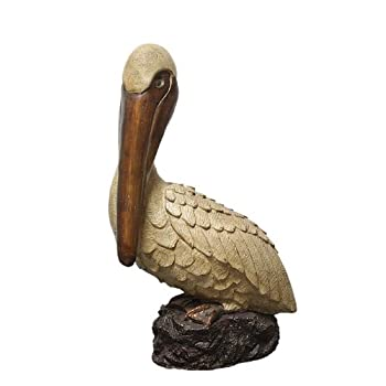 TIC Collection 71-087 Sleeping Pelican Statue