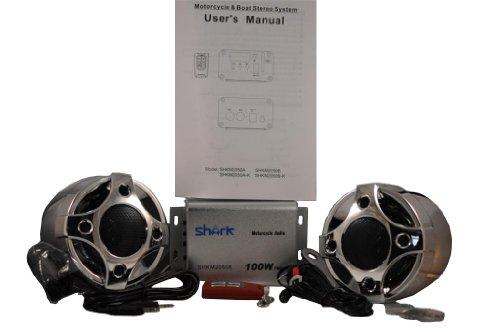 Motorcycle Amplifier - 8