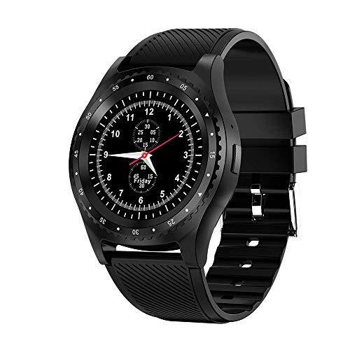 IF.HLMF Smart Watch, Fitness Tracker, Sports Step, Sleep Monitoring, Call, Photo, Music Playback,Black