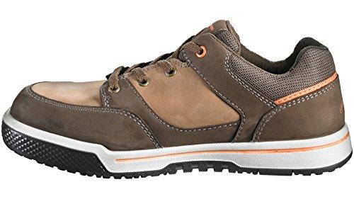 Chaussures de sécurité ESD basses marron Taille 40 Albatros 641970 EN ISO 20345:2011
