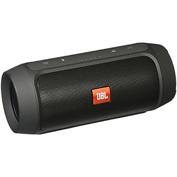 jbl charge 2 splashproof portable bluetooth speaker black electronics. Black Bedroom Furniture Sets. Home Design Ideas