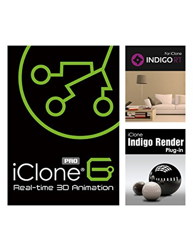 iClone 6 PRO Render Bundle [Download] by Reallusion