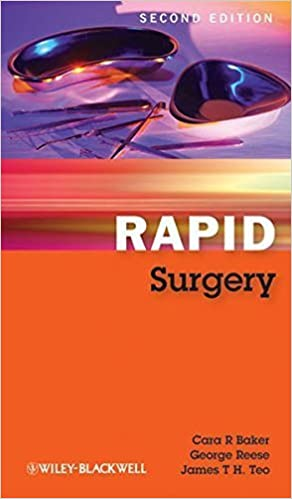Rapid Surgery by Cara R. Baker (2010-09-20)