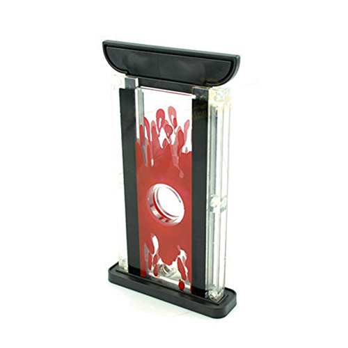 Guillotine Prop (Finger Chopper,Magic See Through Guillotine Finger Chopper,Finger Cutter,Trick Prop Magic Toy)