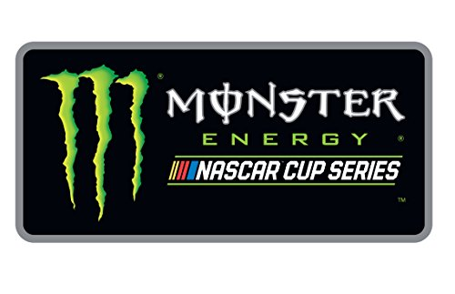 Monster Energy Nascar Jumbo Number Magnet (Car Accessories Nascar Gear)