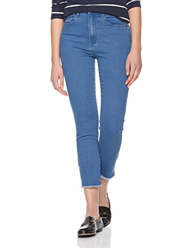 Lily Parker Women's Mid Rise Stretch Denim Skin...