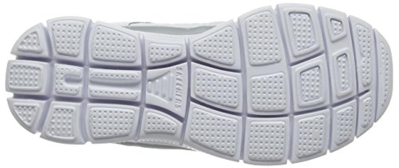 Skechers Boys' Flex Advantage-Master Flex Low-Top Sneakers, White (Wgy), 11.5 UK Child 29 EU