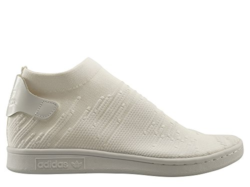 adidas Originals Damen Schuhe/Sneaker Stan Smith Sock PK Weiß 40 2/3