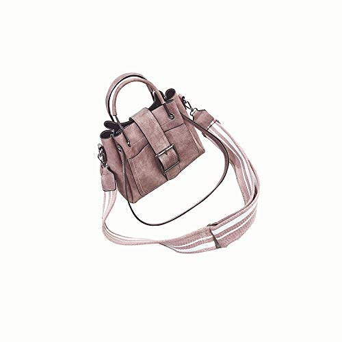New Sac couleur Marron Taille Rose à 21 Casual Lancé Simple 11cm Fashion Shoulder Zijieshiye 23 Single Women main Retro dO7fFzqnz