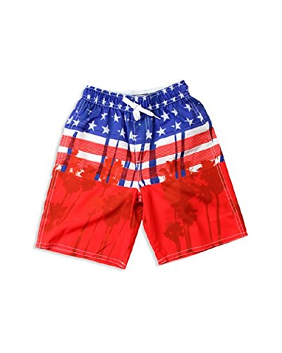 WES AND WILLY STARS AND STRIPES TRUNK ()