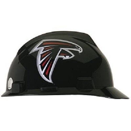 Safety Works NFL Hard Hat, Atlanta Falcons 1