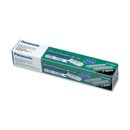 Image Film Rolls for The Panasonic KXFG2451 KXFG5641 KXFG5642 Avg Yield 2, 000 Pg KX-FA91