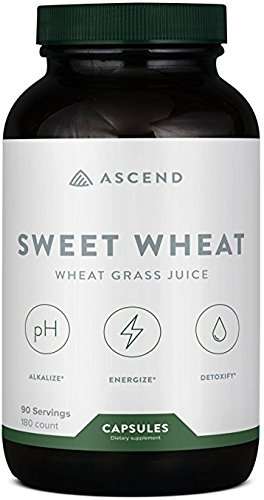 Ascend Sweet Wheat Organic Powder