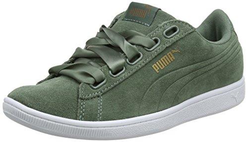 alloro Sneakers Alloro P Puma Delle Low Sd Donne top Vikky Nastro q6aXaw0