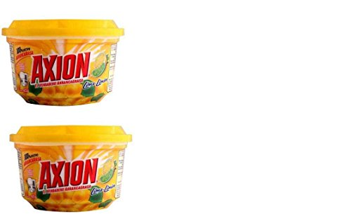 Axion  The Real Grease Catcher  El Verdadero Arrancagrasa Lima Limon 850G Total