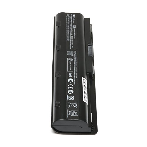 Li-ion 6-cell 10.8V 47WH New Laptop Battery for 593553-001 593554-001 mu06 mu09 - HP Battery Presario CQ32, CQ42, CQ43, CQ56, CQ62,CQ72,COMPAQ 435, 436 Notebook PC