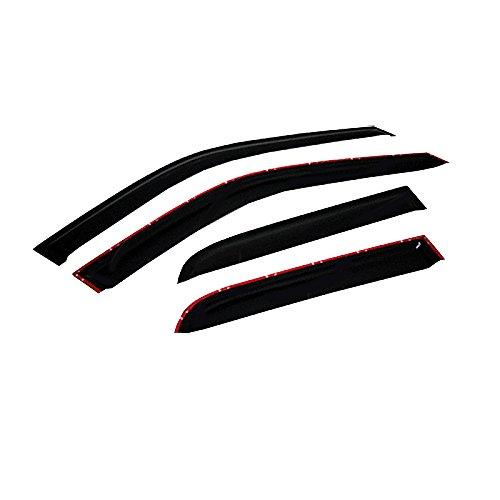 evo 8 sun visors - 5