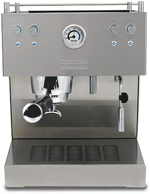 ascaso 600460 Cafetera expreso Steel Duo: Amazon.es: Hogar