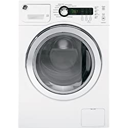 Ge GIDDS-290060 Energy Star 2.2 Cu.Ft. Front Load Washing Machine, White, Multiple Cycles