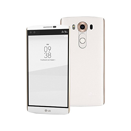 LG White Unlocked International Warranty