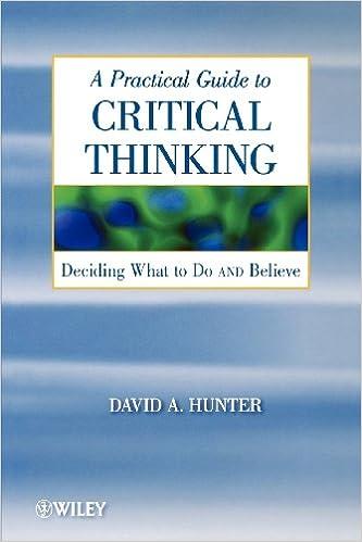 Amazon com  Critical Thinking  Consider the Verdict   th Edition     JungleFind