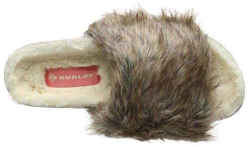 Chaussons Femme Dunlop Ambre caribou Multicolore 75zxanwXvq