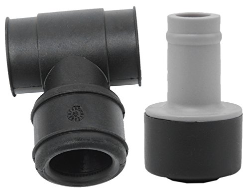 Most bought Heater Hose Connectors