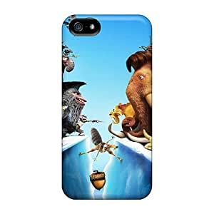 Iphone5 iphone 5s iphone 5 Hot cell phone shells Protective Beautiful Piece Of Nature Cases Brand Cartoons Ice Age Continental Drift