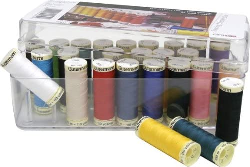 The best thread for quilting and sewing-Guttermann 26 Spool Collection